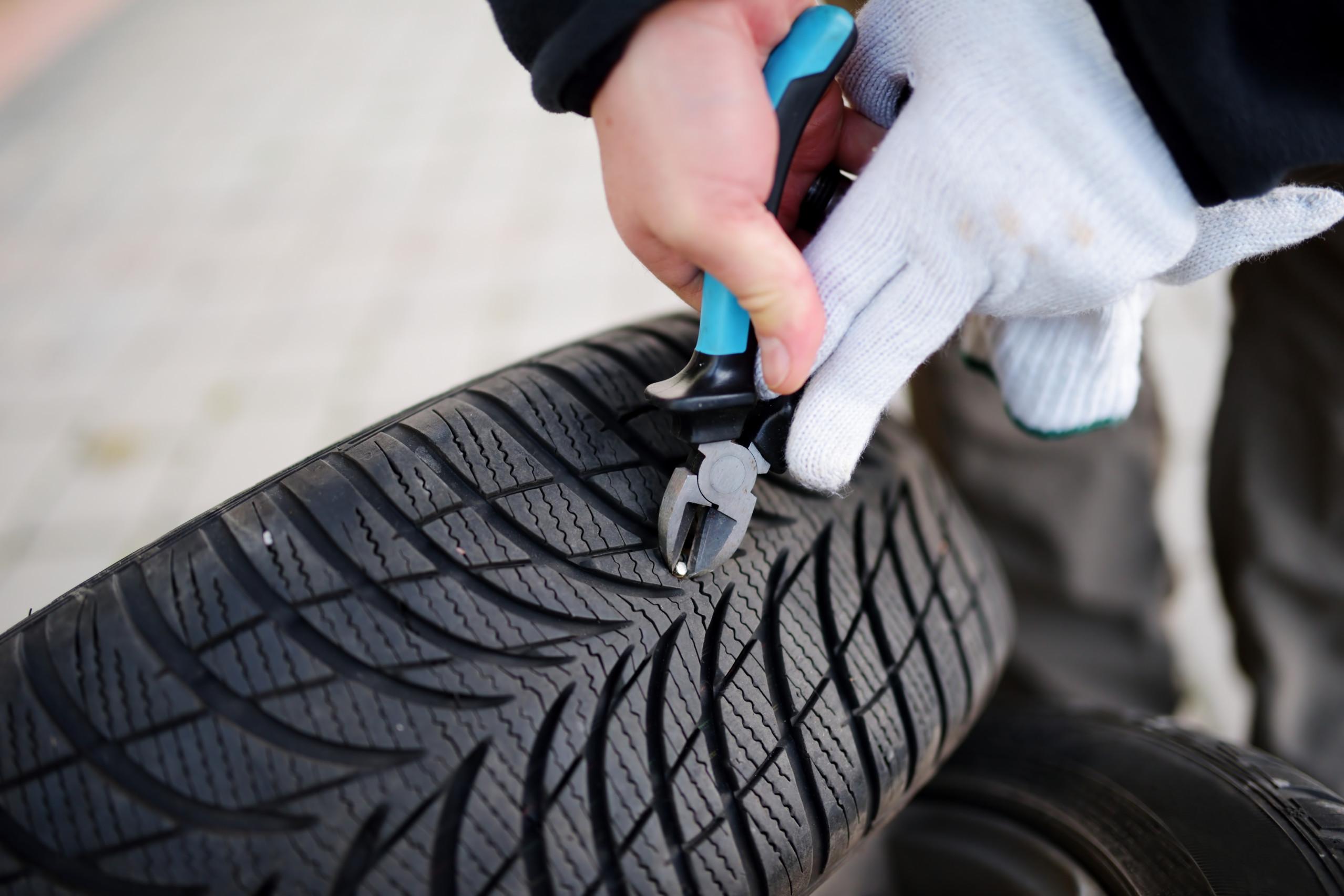 réparation pneu pas cher