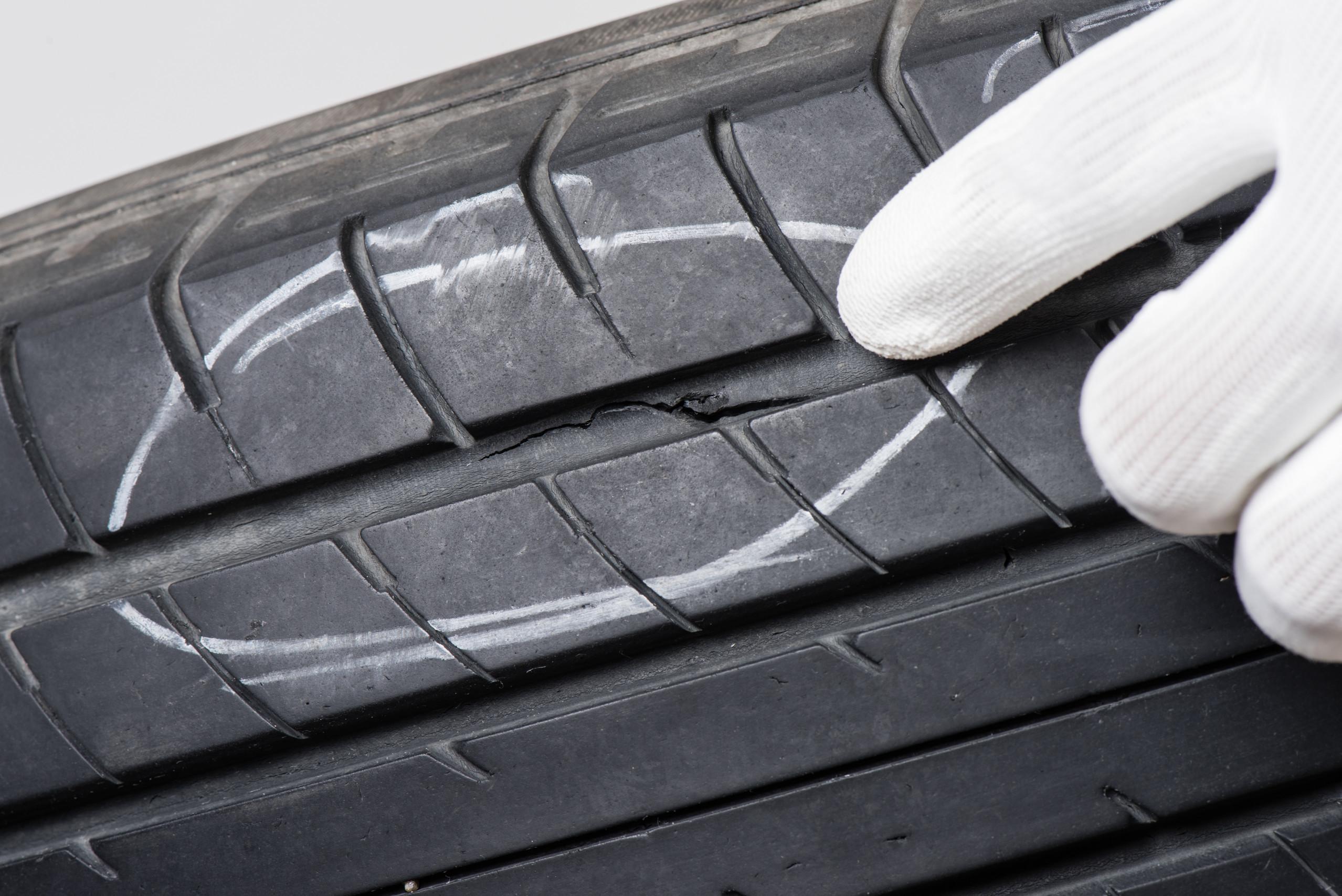 crevaison reparation hernie pneu wormhout